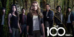 the 100 promotional picture