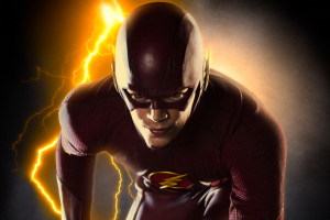 the flash promotional picture