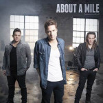about a mile- about a mile