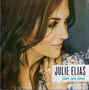 julie elias- love rain down