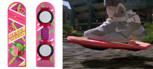 hoverboard- back to the future part 2