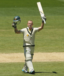 chris rogers test century