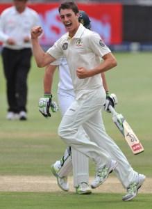 cummins 6 wickets on debut