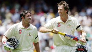 hussey and mcgrath partnership