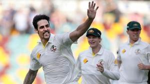 johnson 37 wickets england