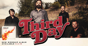 third day- soul on fire