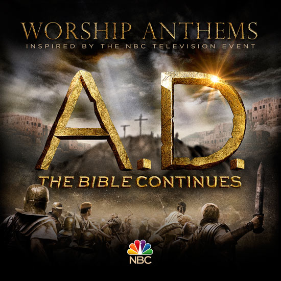 Various Artists Worship Anthems Inspired By The Nbc